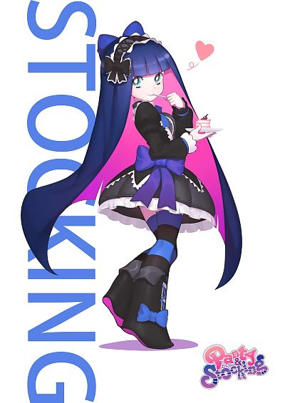 Panty & Stocking With..