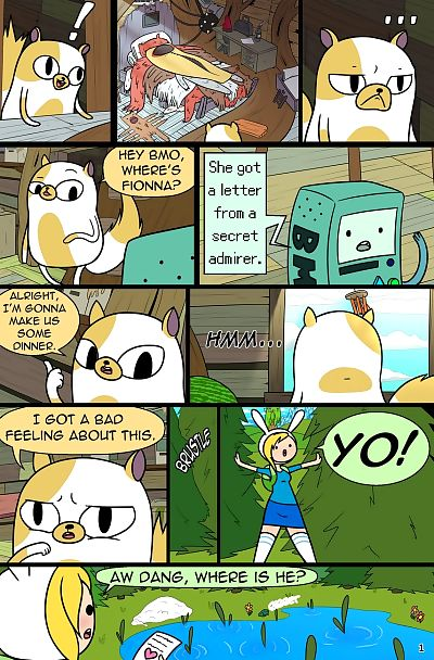 MisAdventure Time Special -..