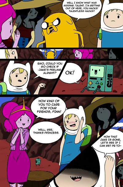MisAdventure Time 2 - What..