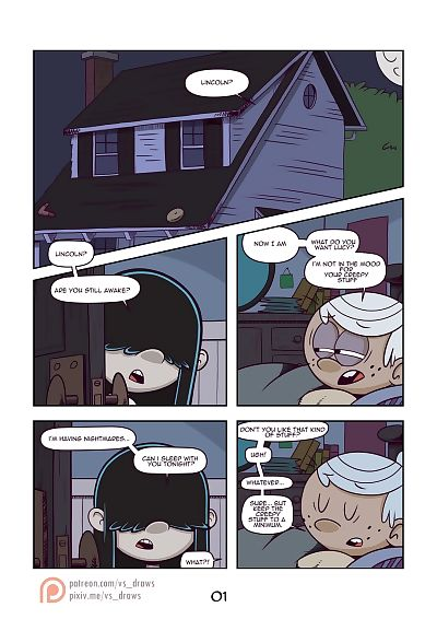The Loud House - Nightmares..