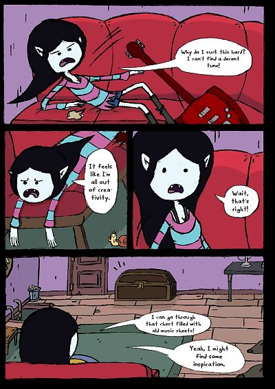 Marcelines Cursed Night -..