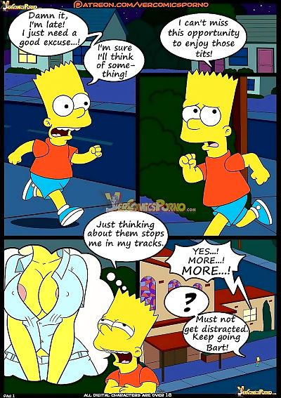 The Simpsons 8 Old Habits -..
