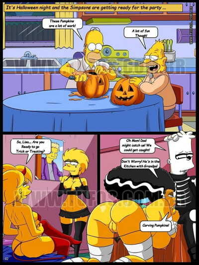 The Simpsons 13 - Halloween..